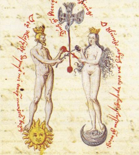 alchemical wedding dove