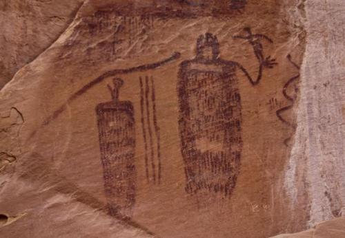 moab rock art