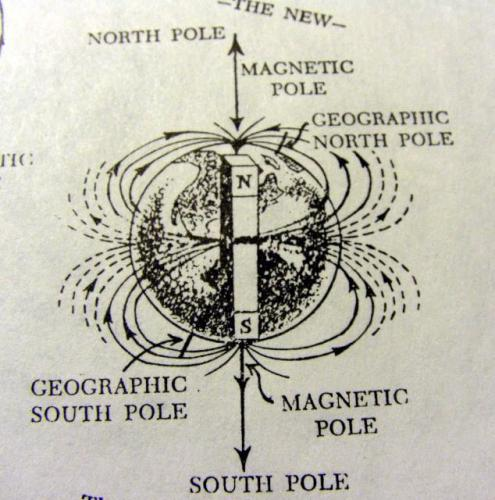 davis earth magnet
