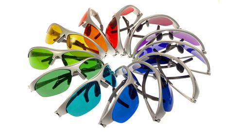 spectrochrome glasses